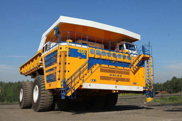 Swedish-Steel-Prize-Belaz<em>&copy; SSAB</em>