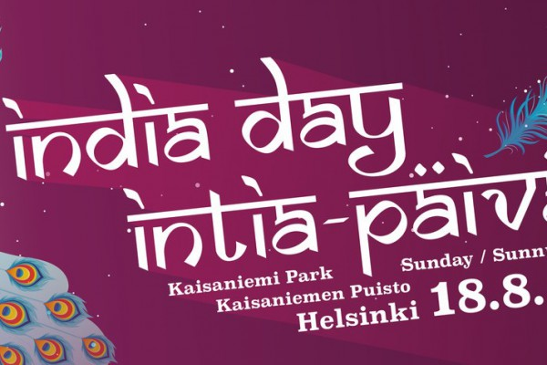 <p>India Day, Sunday 18 August 2019<br /><br />Kaisaniemi Park, Helsinki</p>